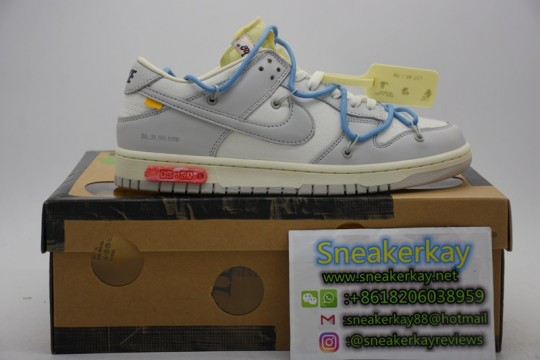 Nike Dunk Low Off-White Lot 5