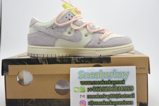 Nike Dunk Low Off-White Lot 12